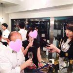 中華とワインのマリアージュ会